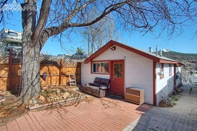 823 Prospect Place, Manitou Springs, CO 80829 - MLS#: 7894901