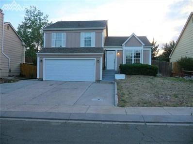 2640 Plymouth Drive, Colorado Springs, CO 80916 - MLS#: 7905589