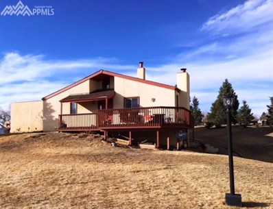 356 Mission Hill Way, Colorado Springs, CO 80921 - MLS#: 7913167