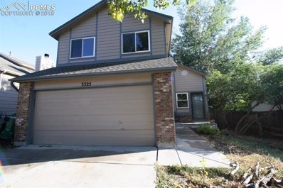 3325 Richmond Drive, Colorado Springs, CO 80922 - MLS#: 7924146