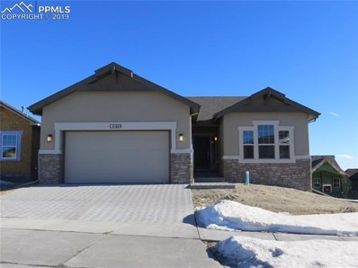 6015 Griffin Drive, Colorado Springs, CO 80924 - MLS#: 7924604