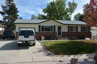 1311 Lewis Lane, Colorado Springs, CO 80915 - MLS#: 7930316
