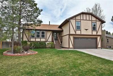 6431 Pulpit Rock Drive, Colorado Springs, CO 80918 - MLS#: 7933366