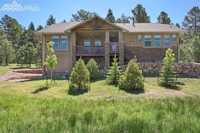 1092 Greenland Forest Drive, Monument, CO 80132 - MLS#: 7936210