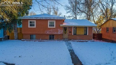 2561 Mount Vernon Street, Colorado Springs, CO 80909 - MLS#: 7938702