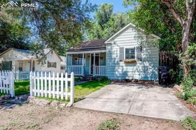 228 E Mill Street, Colorado Springs, CO 80903 - MLS#: 7942710