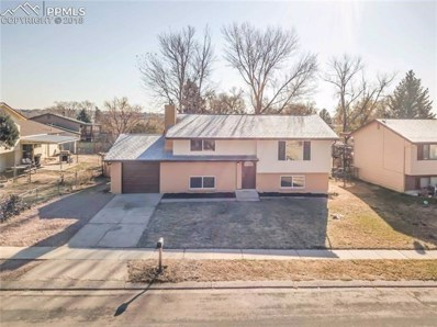 227 Montclair Street, Colorado Springs, CO 80910 - MLS#: 7950907