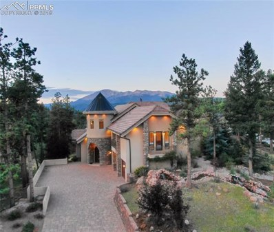 201 Eagles Perch Place, Woodland Park, CO 80863 - MLS#: 7952877