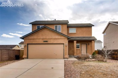 1898 Woodpark Drive, Colorado Springs, CO 80951 - MLS#: 7961831