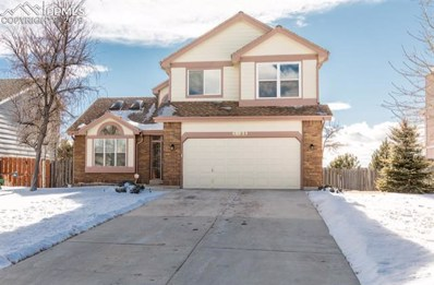 3385 Birnamwood Drive, Colorado Springs, CO 80920 - MLS#: 7962526