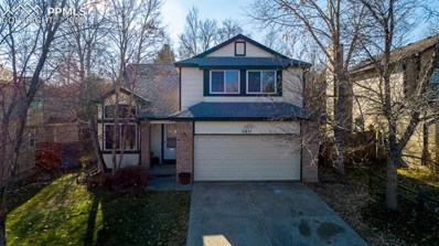 3871 Point Of The Rocks Drive, Colorado Springs, CO 80918 - MLS#: 7967132