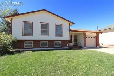 2466 Payne Circle, Colorado Springs, CO 80916 - MLS#: 7982526