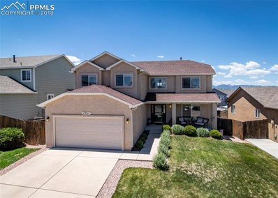 4750 Squirreltail Drive, Colorado Springs, CO 80920 - MLS#: 7982944