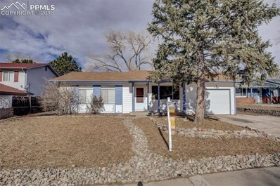 2816 Gomer Avenue, Colorado Springs, CO 80910 - MLS#: 7987639