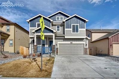 6247 Wallowing Way, Colorado Springs, CO 80925 - MLS#: 7988426