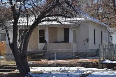 706 N Spruce Street, Colorado Springs, CO 80905 - MLS#: 7989405