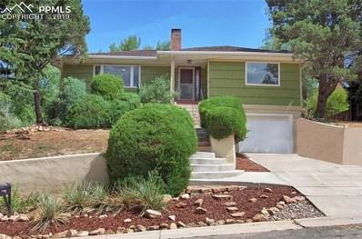 2005 Mount Washington Avenue, Colorado Springs, CO 80906 - MLS#: 7989506
