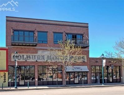 117 E Bijou Street UNIT 204, Colorado Springs, CO 80903 - MLS#: 7992266