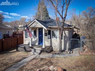 40 N Chestnut Street, Colorado Springs, CO 80905 - MLS#: 8000861