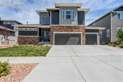 8286 Misty Moon Drive, Colorado Springs, CO 80924 - MLS#: 8001629