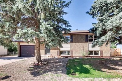 6955 Defoe Avenue, Colorado Springs, CO 80911 - MLS#: 8007518