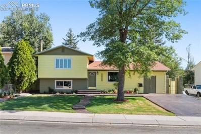 2575 Nadine Drive, Colorado Springs, CO 80916 - MLS#: 8017676