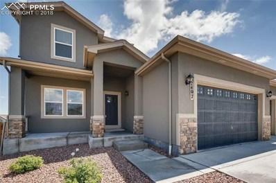 7407 Dutch Loop, Colorado Springs, CO 80925 - MLS#: 8018706