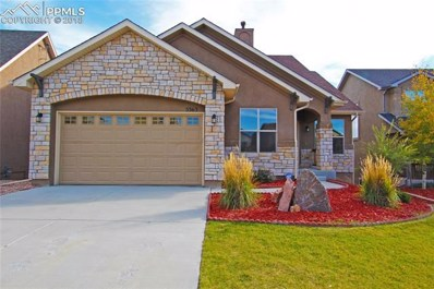 5363 Fossil Butte Drive, Colorado Springs, CO 80923 - MLS#: 8021169