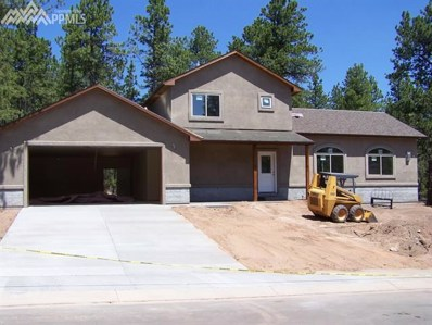 1322 Firestone Drive, Woodland Park, CO 80863 - MLS#: 8022286