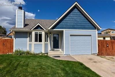 3405 Briarknoll Drive, Colorado Springs, CO 80916 - MLS#: 8025126