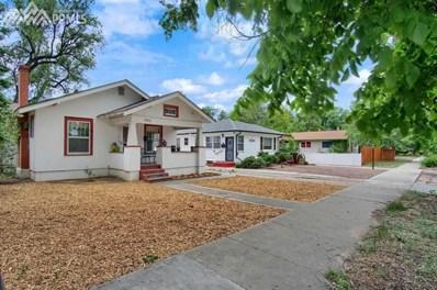 1111 E Boulder Street, Colorado Springs, CO 80903 - MLS#: 8030540