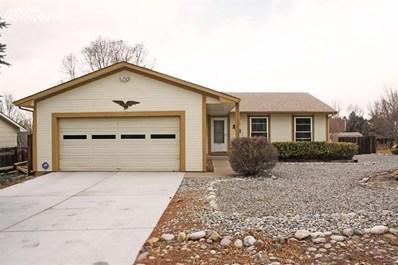2022 Chapel Hills Drive, Colorado Springs, CO 80920 - MLS#: 8031677