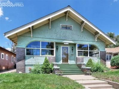 1010 E Platte Avenue, Colorado Springs, CO 80903 - MLS#: 8035697