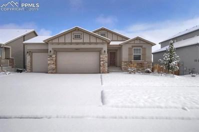 7031 Thorn Brush Way, Colorado Springs, CO 80923 - MLS#: 8040374
