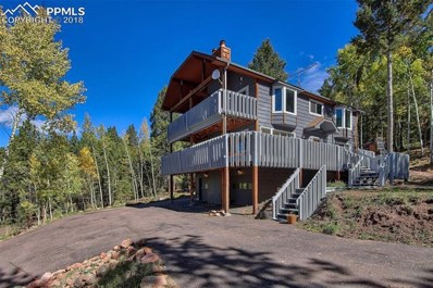 1140 Forest Hill Place, Woodland Park, CO 80863 - MLS#: 8041546