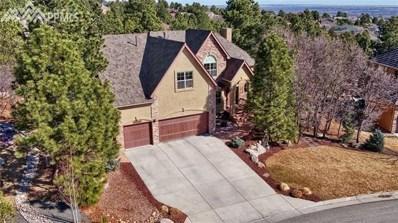 274 Balmoral Way, Colorado Springs, CO 80906 - MLS#: 8042406
