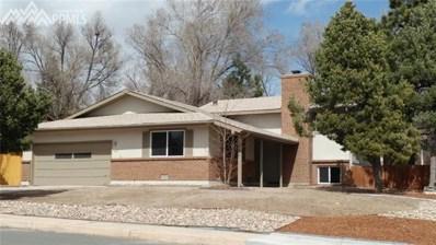 5101 Mira Loma Circle, Colorado Springs, CO 80918 - MLS#: 8045747