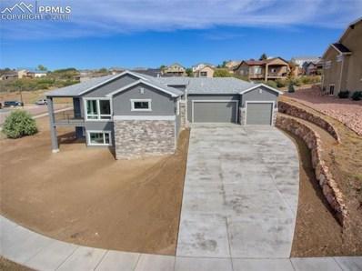 5571 Copper Drive, Colorado Springs, CO 80918 - MLS#: 8053912