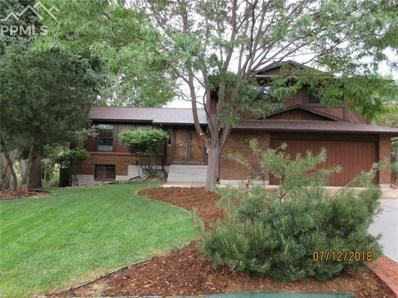 210 Silver Spring Drive, Colorado Springs, CO 80919 - MLS#: 8060295