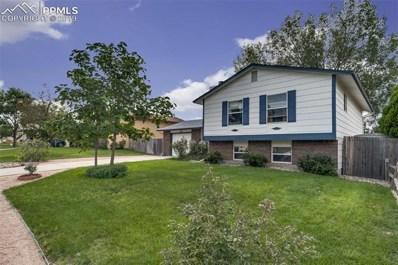 7032 Woodstock Street, Colorado Springs, CO 80911 - MLS#: 8060654