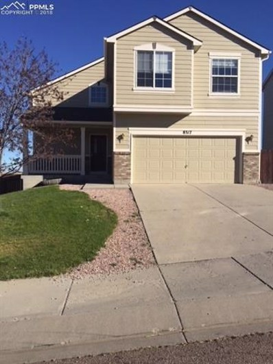 8317 Parkglen Drive, Fountain, CO 80817 - MLS#: 8068173