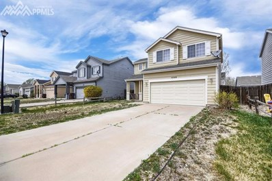 4540 Settlement Way, Colorado Springs, CO 80925 - MLS#: 8070278