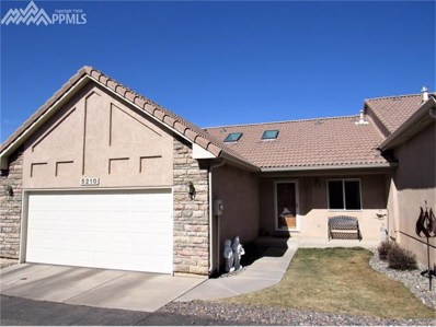 5210 Mountain Villa Grove, Colorado Springs, CO 80917 - MLS#: 8073852