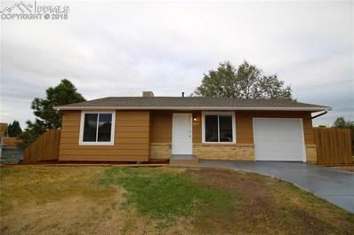 4231 College View Drive, Colorado Springs, CO 80906 - MLS#: 8078835