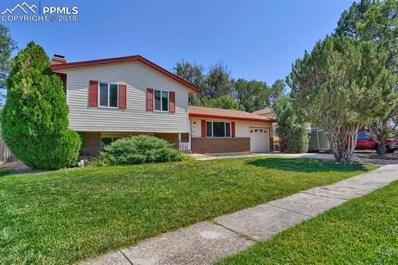 1911 Van Diest Road, Colorado Springs, CO 80915 - MLS#: 8080445