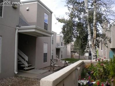 3535 Rebecca Lane UNIT G, Colorado Springs, CO 80917 - MLS#: 8081581