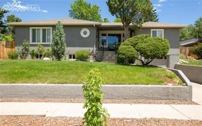 1231 N Meade Avenue, Colorado Springs, CO 80909 - MLS#: 8082539