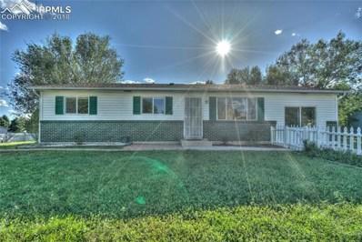 4402 Barkman Circle, Colorado Springs, CO 80916 - MLS#: 8087956