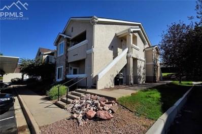 3870 Strawberry Field Grove UNIT G, Colorado Springs, CO 80906 - MLS#: 8095164