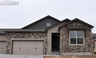 3348 Union Jack Way, Colorado Springs, CO 80920 - MLS#: 8104126